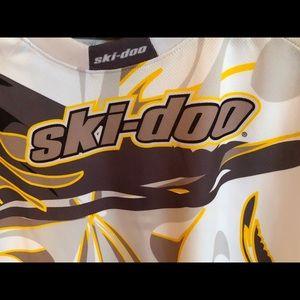 Ski-doo BRP Men's XL Base Layer Tee, GUC
